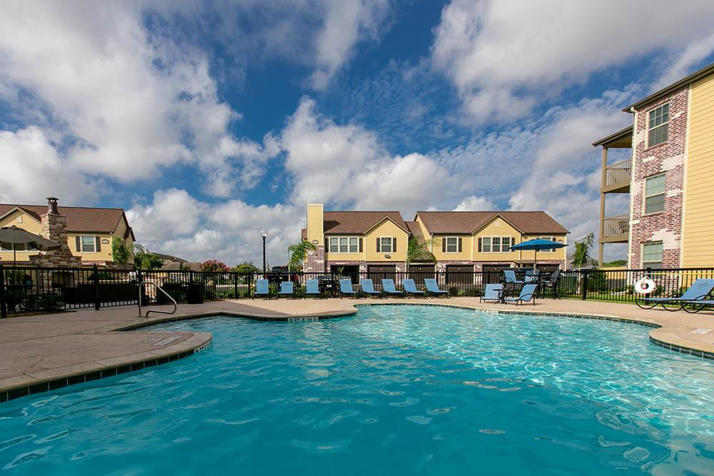 Enjoy our swimming pool in Corpus Christi, Texas