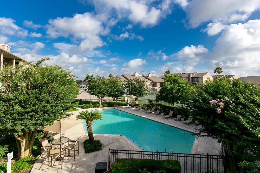 Take a dip on one of our sparkling pools at Walnut Ridge Apartments