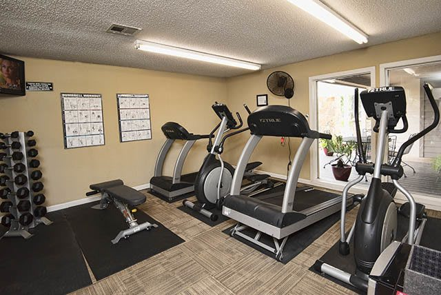 Fitness equipment in Wichita