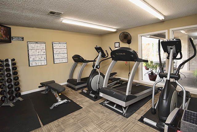 Fitness equipment in Wichita