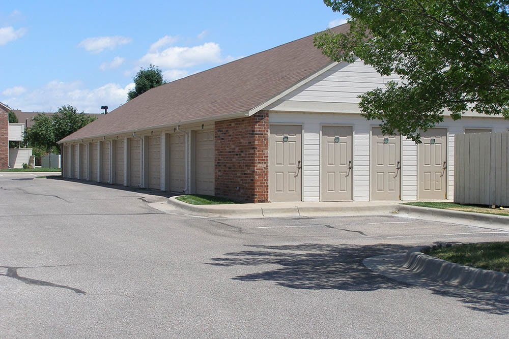 Huntington Park Apartments offers additional storage