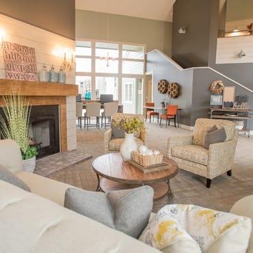 Wichita apartment community amenities