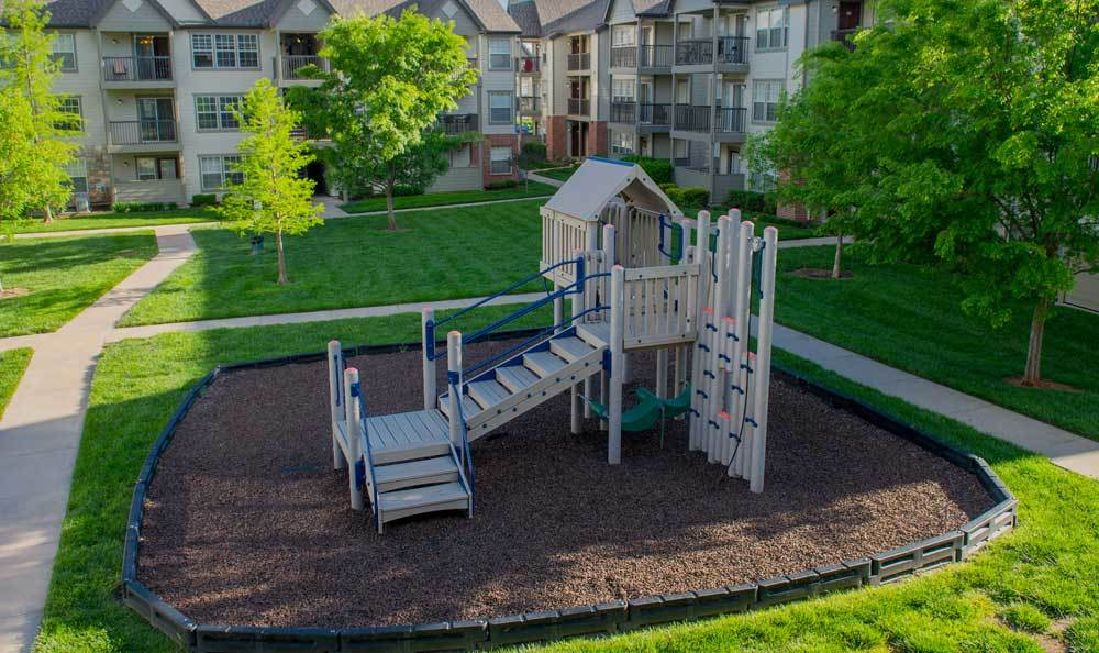 Playground at Villas of Waterford Apartments