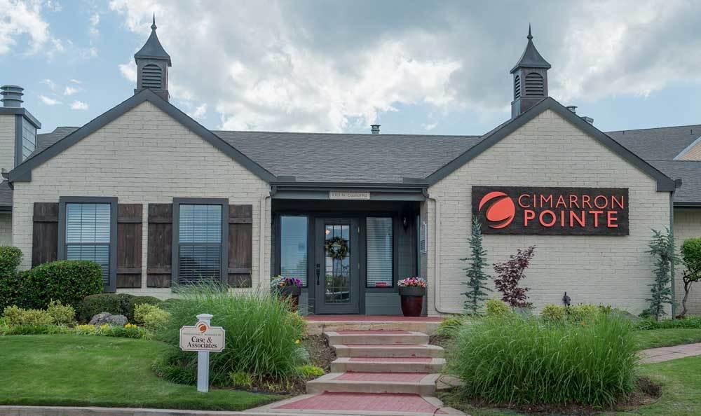 Cimarron Pointe Apartments located in Oklahoma City, OK