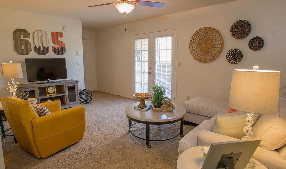 You'll love your new home at Cimarron Trails Apartments