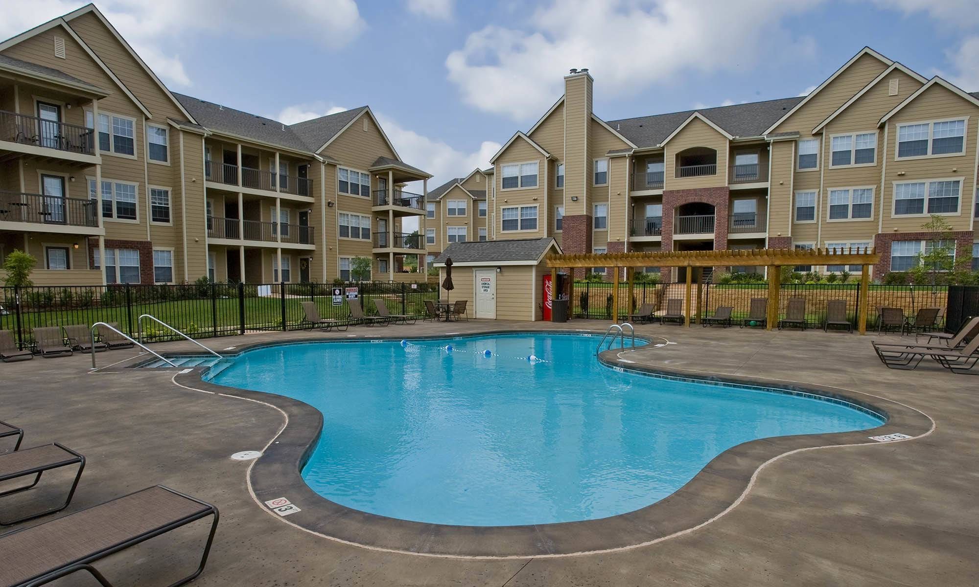Our apartments in Edmond will enchant you