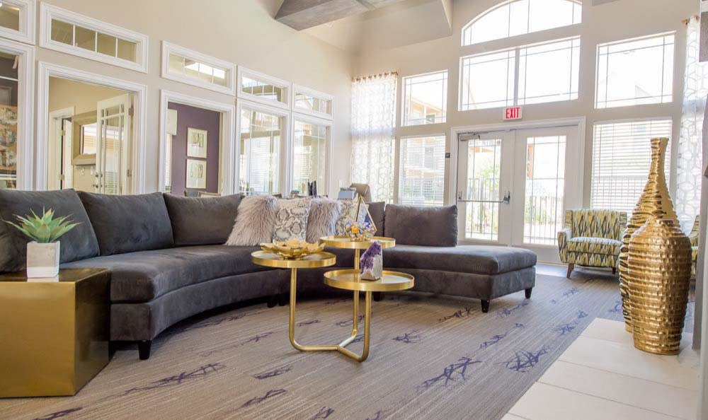 Our Edmond apartments feature spacious floor plans