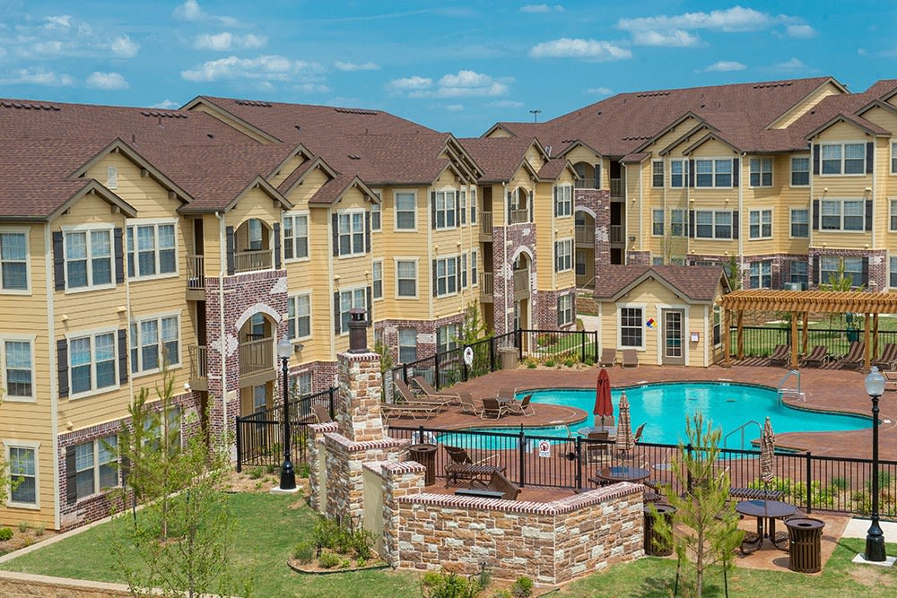 Property overview at Park at Tuscany