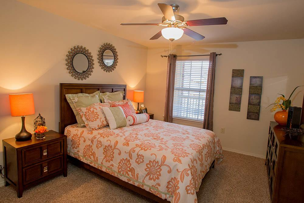 Bedroom at Park at Tuscany in Oklahoma City