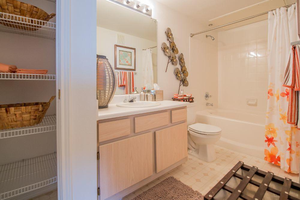 Bathroom at Prairie Springs