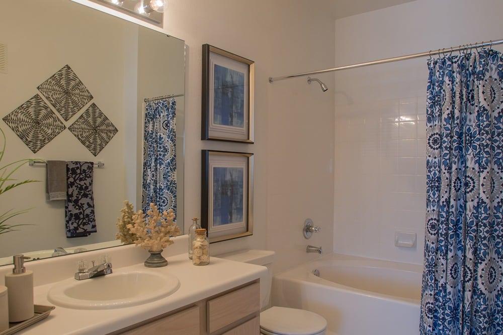 Bathroom at Prairie Springs at Prairie Springs in Oklahoma City