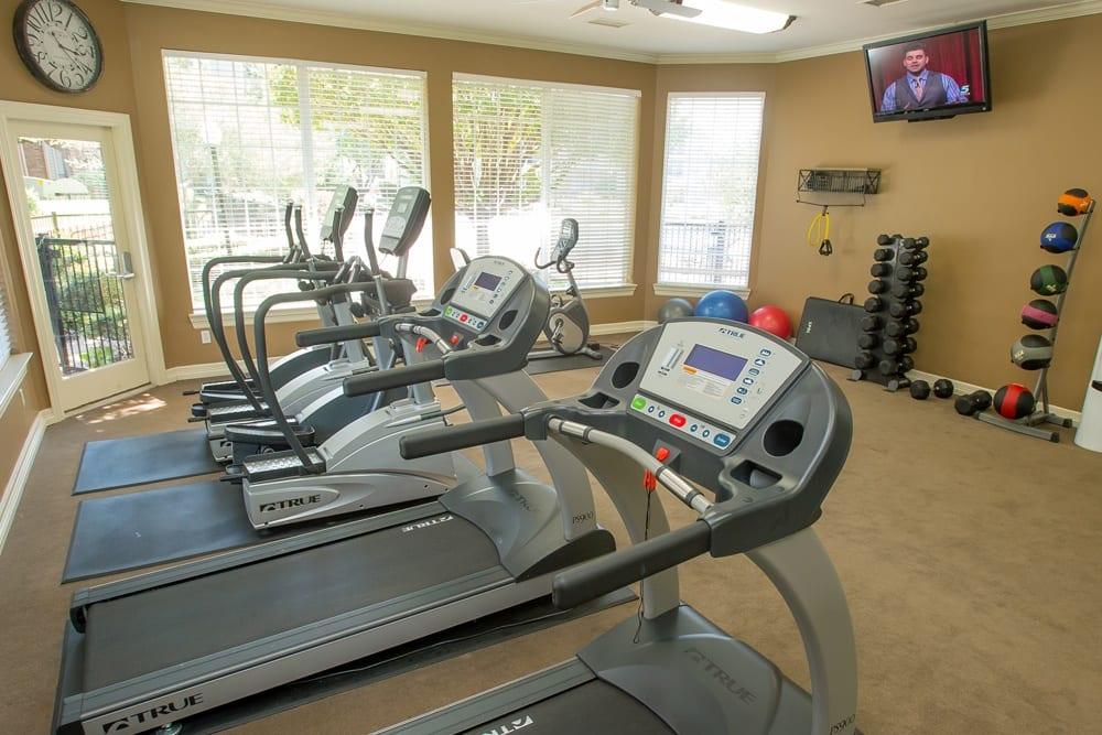 Gym at Prairie Springs