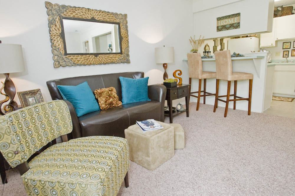 Our Oklahoma City apartments feature spacious