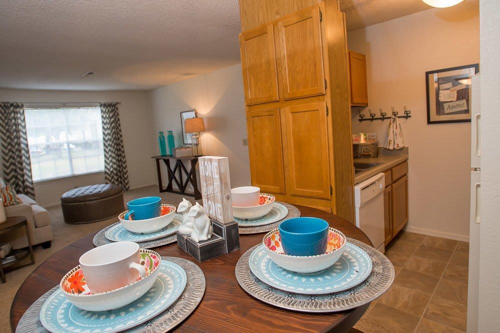 Tammaron Village Apartments has spacious floor plans