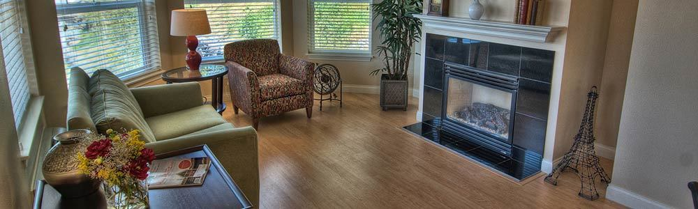 Luxury services at Bothell senior living