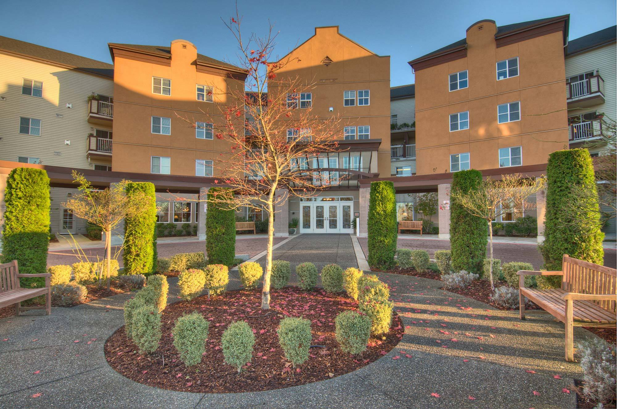 Senior living facility in Bothell, WA