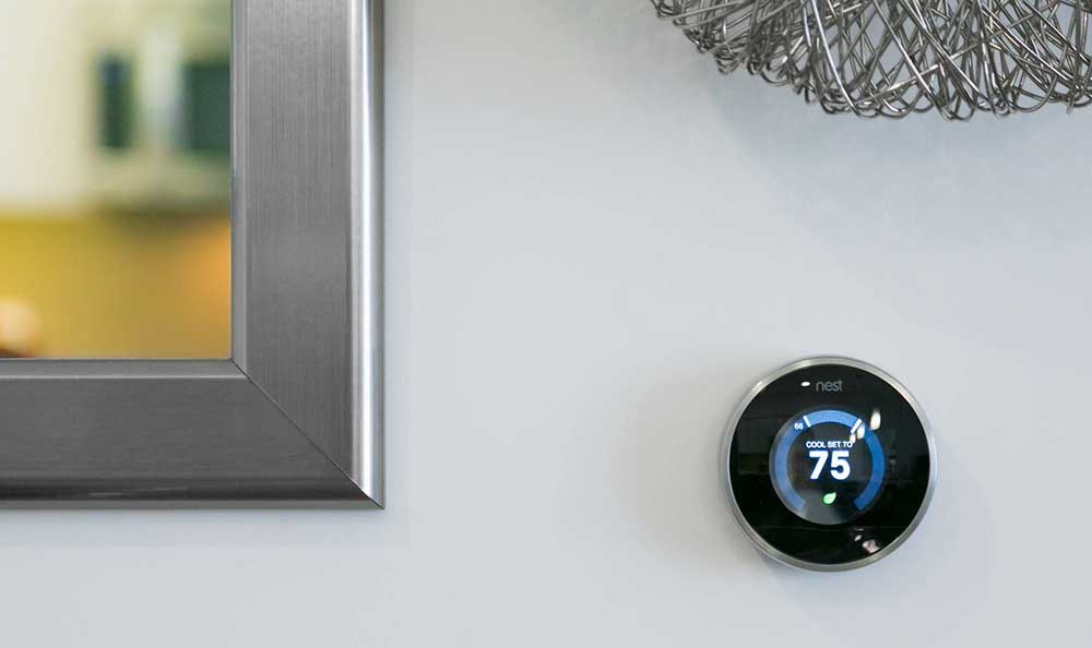 Aster apartments feature nest thermostats