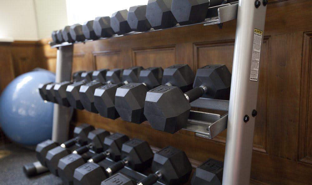 Fitness center in Dallas, TX