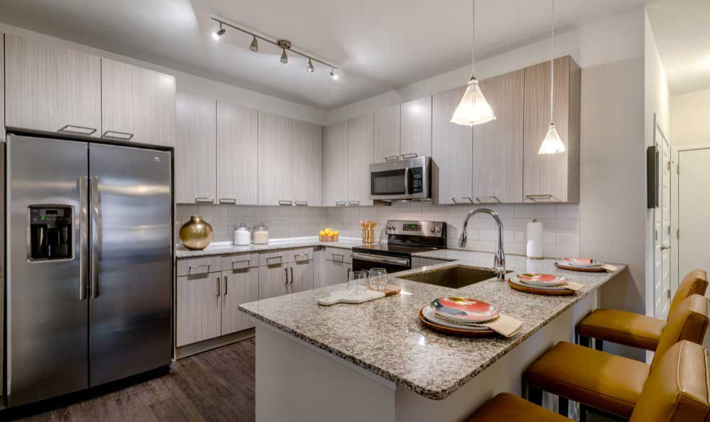 Elegant Kitchen at Berkshire Chapel Hill