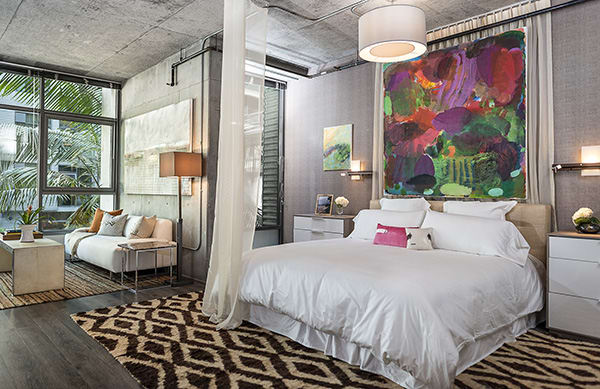 Met Lofts home amenities