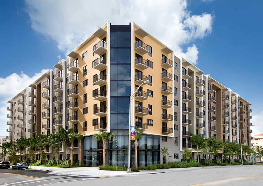 Coral Gables Apartments Near Coconut Grove Berkshire