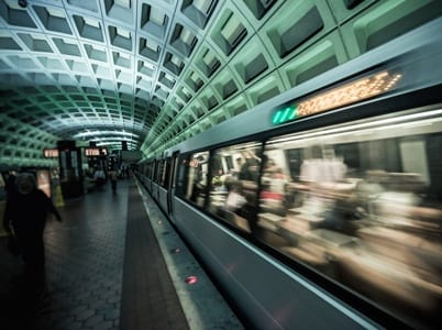 Our great location puts you just off the Green Line of the DC Metro for easy transportation