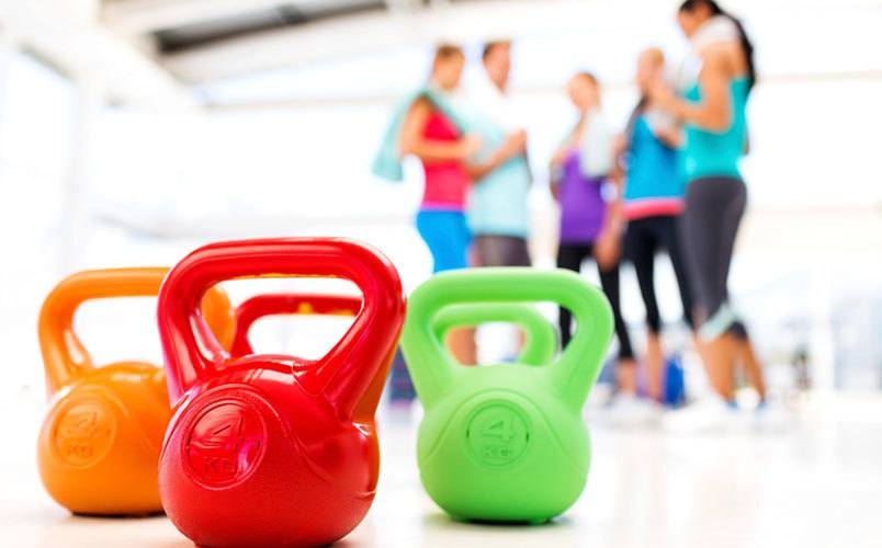 Enjoy the use of a private community gym