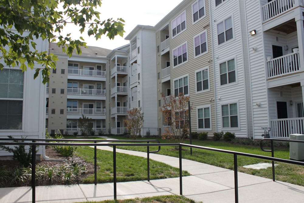 Exterior View Of Our Apartment Community