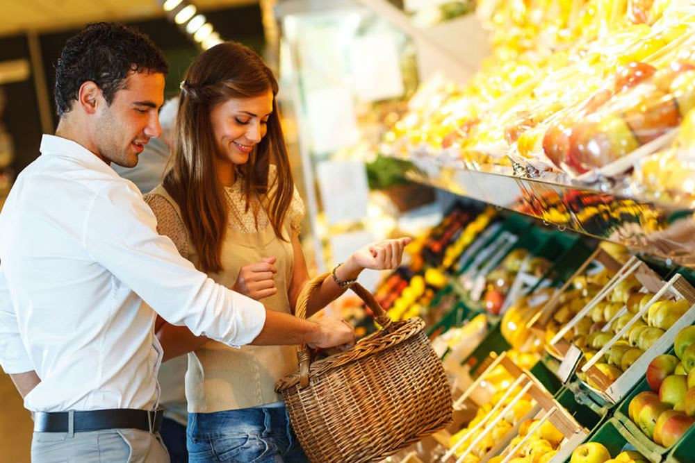Healthy lifestyle shopping options abound in our neighborhood