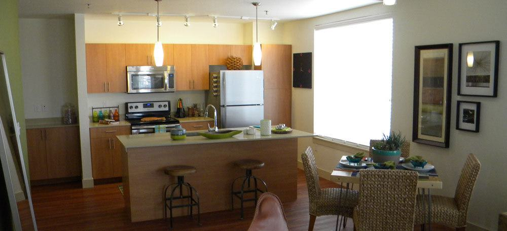 Many amenities to enjoy at our Denver luxury apartments