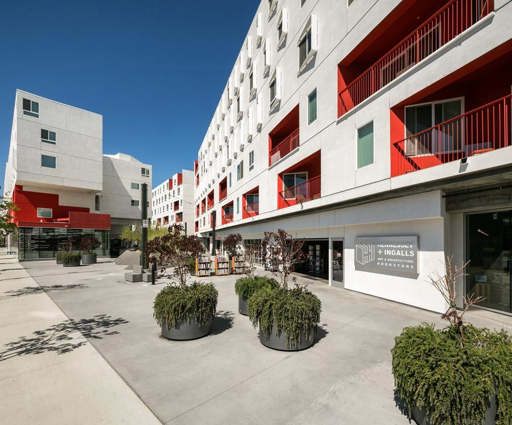 Our apartment community puts you right in the heart of downtown Los Angeles