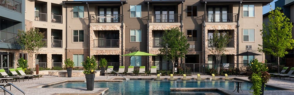 Dallas apartments with a variety of amenities