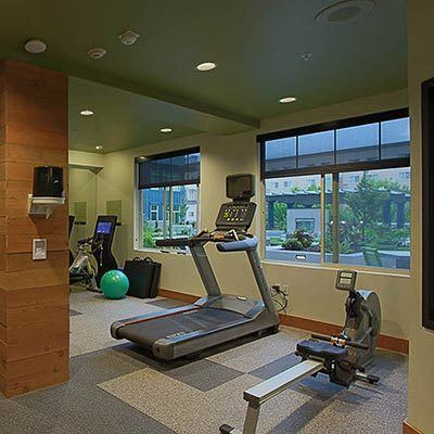 Fitness center inside our Redmond apartments