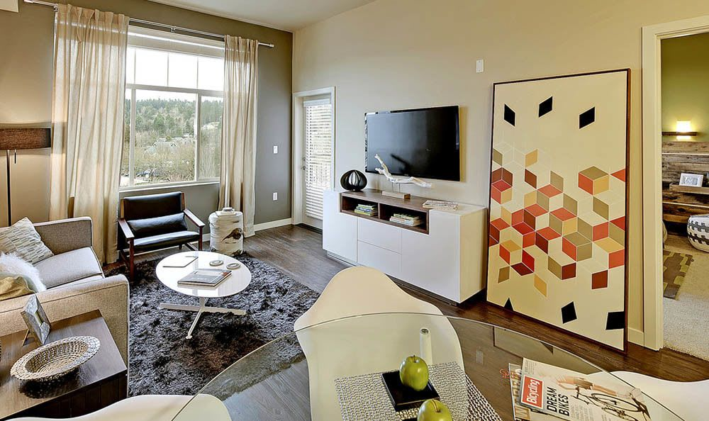 Spacious floor plans at apartments in WA
