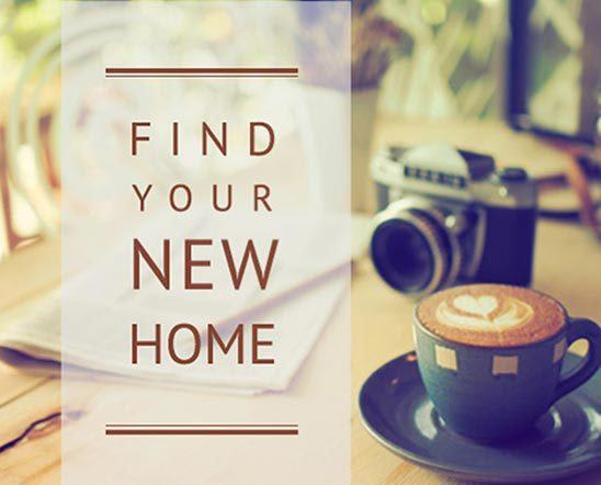 Find your new home