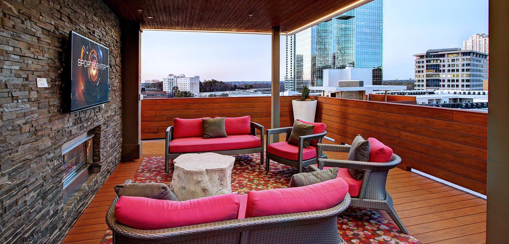 Buckhead Atlanta, GA Apartments For Rent | Berkshire Terminus