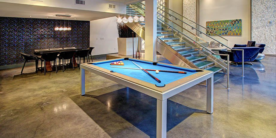 Buckhead Atlanta GA Apartments For Rent Berkshire Terminus - Pool table rental atlanta