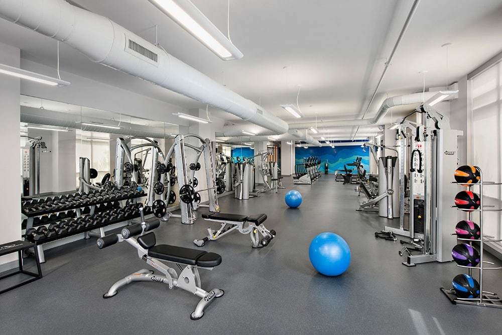 When you're in the mood to really burn off some calories, look no further than our fully equipped fitness center here at Berkshire Lauderdale By The Sea!