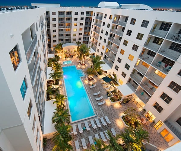 Our luxury apartment community here at Berkshire Lauderdale By The Sea has everything you could want!