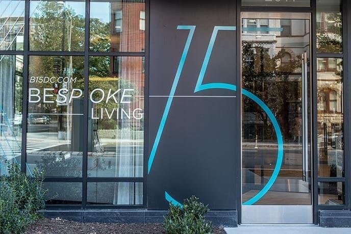 Modern living at Washington DC apartments