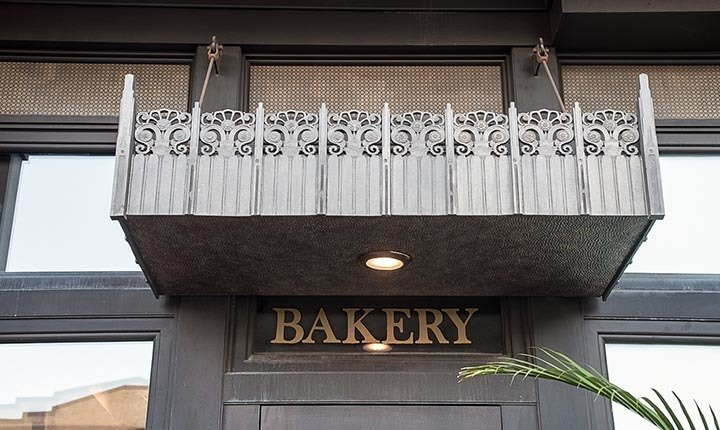 Bakery in the neighborhood of our apartments