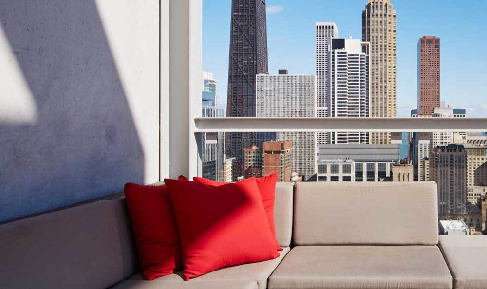 Beautiful View At Our Luxury Chicago Apartments