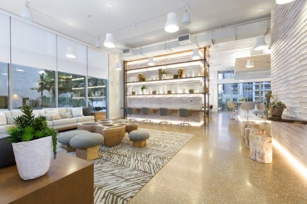 San Diego apartments includes an entertainment space