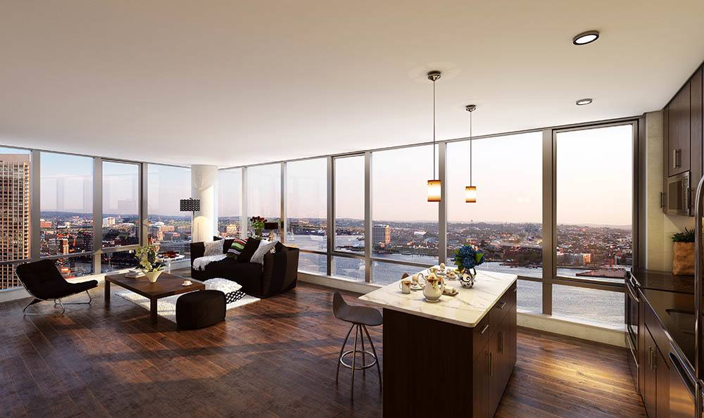 Boston MA Penthouses For Rent
