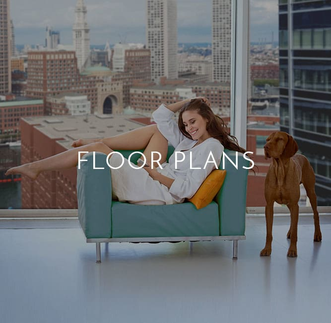 Floor plans offered by VIA