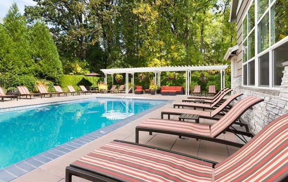 Pool at Thorncroft