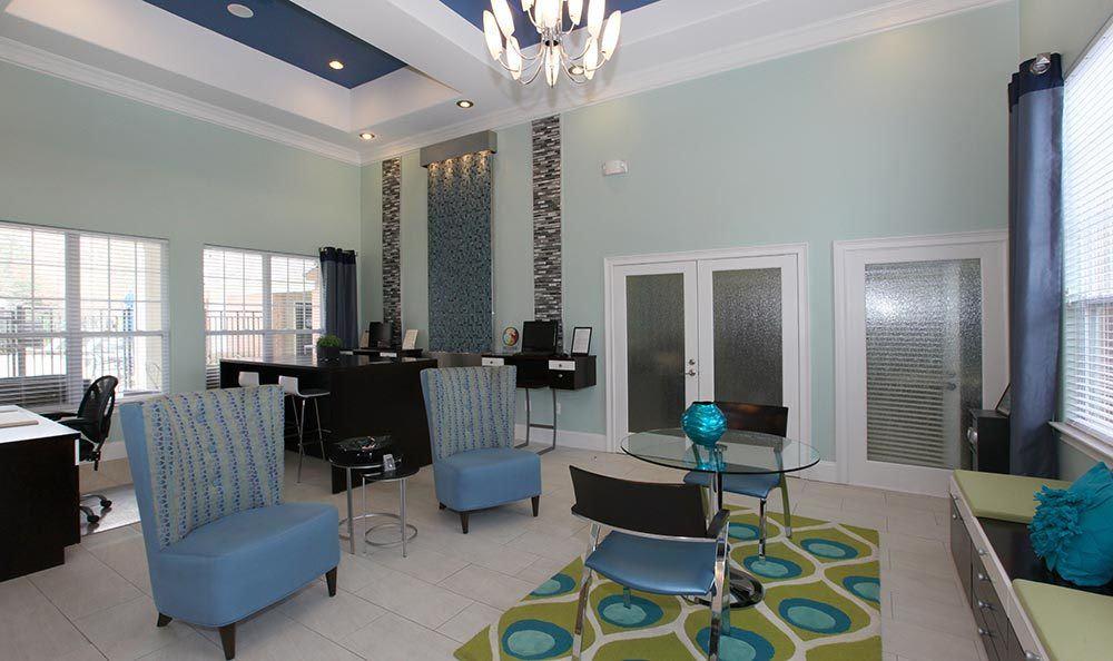 ... Annapolis Apartments Leasing Office Interior ...