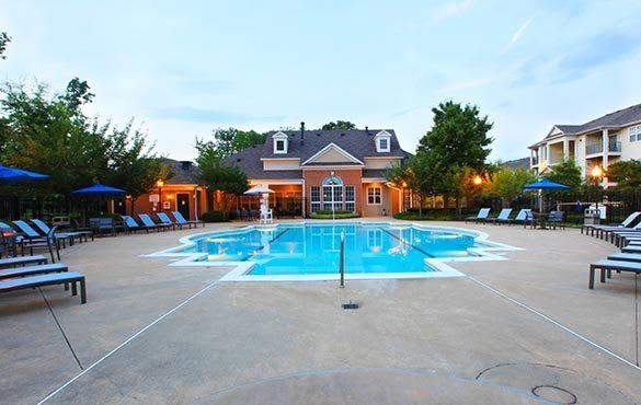 Greer apartments offering a variety of amenities