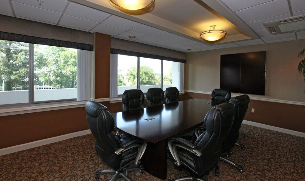 Nice conferance room at our Towson, MD apartments