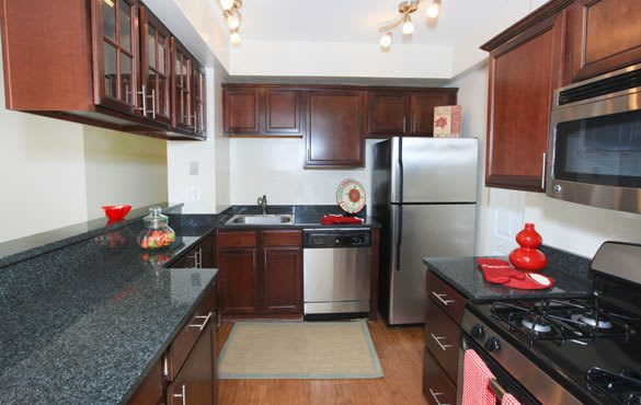 Amenities offered at our Towson apartments